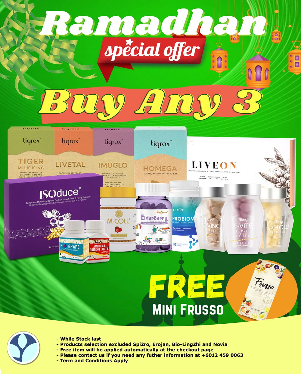 Wellous Ramadhan Promotion
